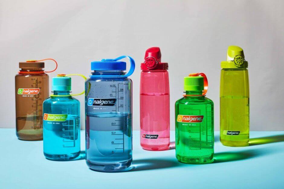 butelki Nalgene na wodę