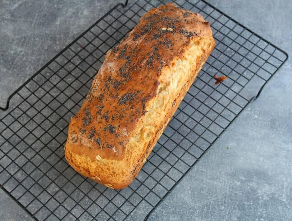 chleb bez drozdzy