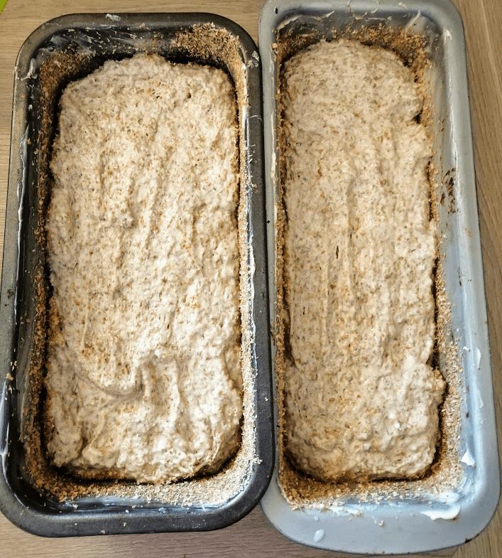 jak zrobić chleb na zakwasie