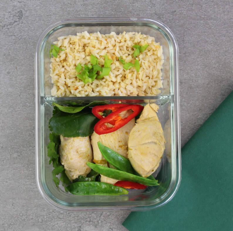 lunchbox - dania z indyka