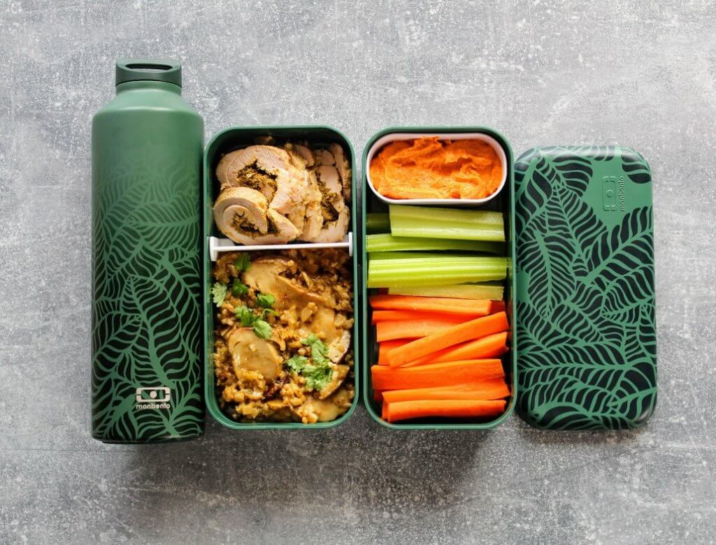 lunchbox do pracy monbento