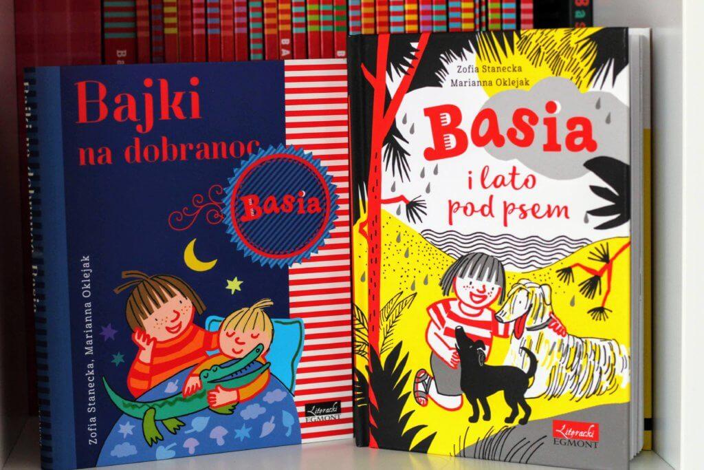Basia - książki dla dzieci
