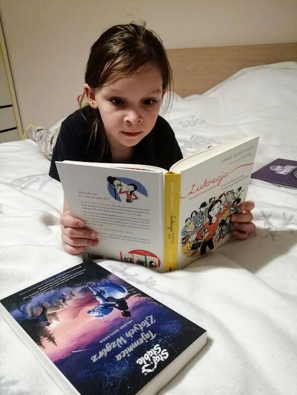 książka dla dziewczynek
