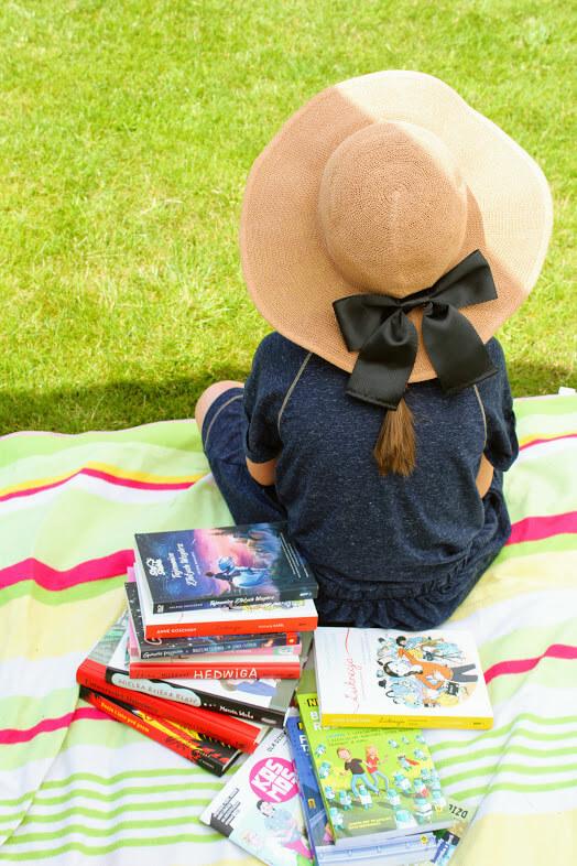 książki na wakcje dla dzieci