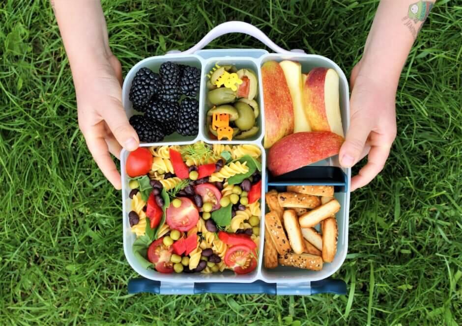 szczelny lunchbox do szkoły