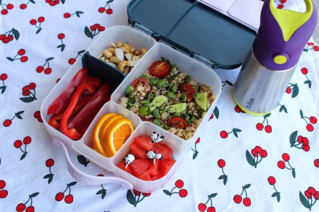 najlepsze pudełko śniadaniowe do szkoły