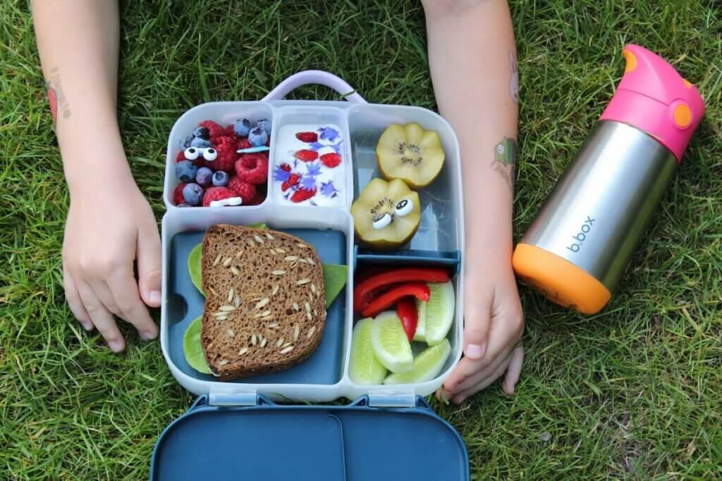 lunchbox do szkoły przepisy