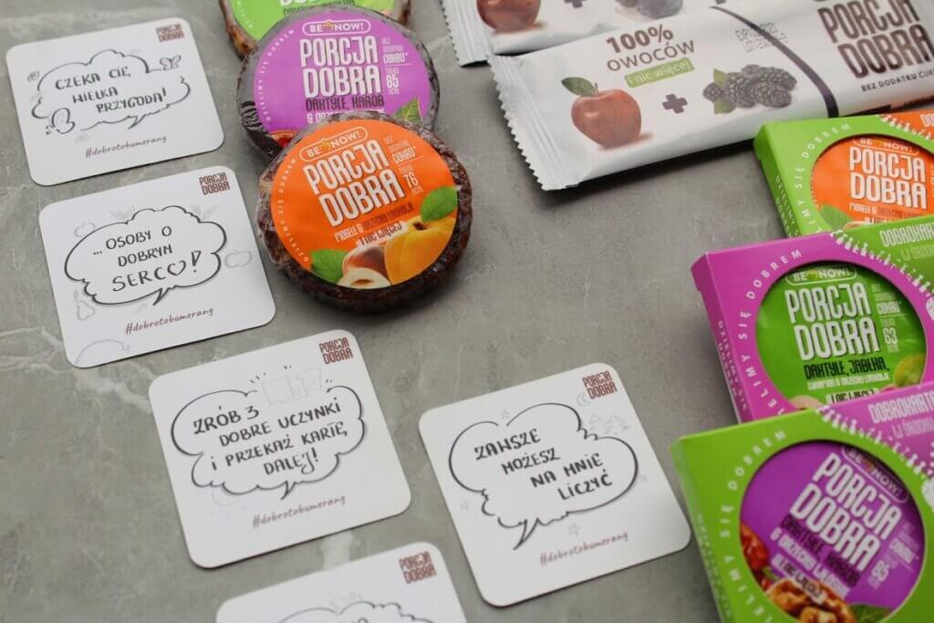 Porcja Dobra - gotowe przekąski dla dzieci