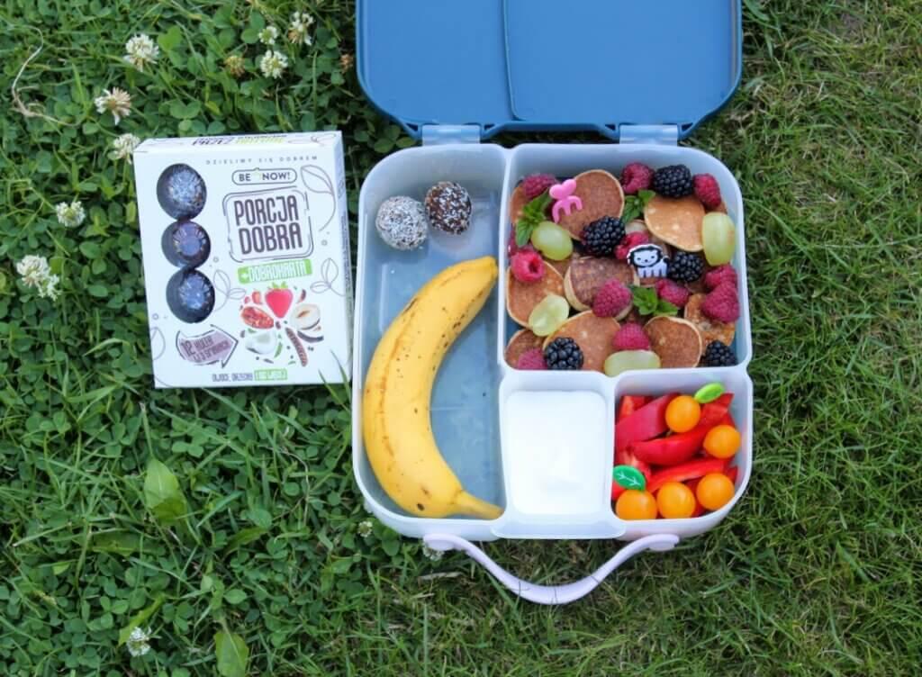 zdrowy lunchbox do szkoły przepisy