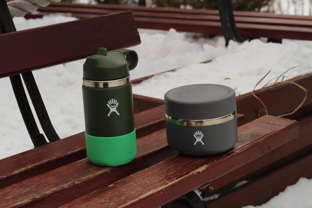 bidon termiczny i termos hydro flask