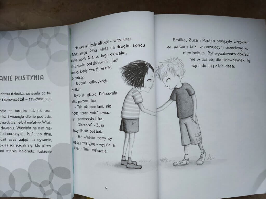 Nierozłączki książki dla dzieci Annie Barrows