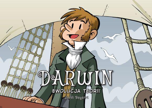 komiks dla dzieci Darwin