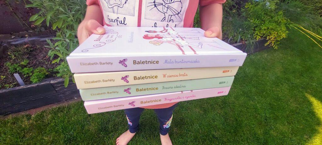 książki dla dzieci o balecie