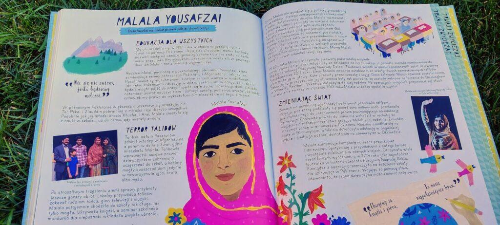 Ameet Jej historia. 50 kobiet i dziewcząt, które zadziwiły świat.